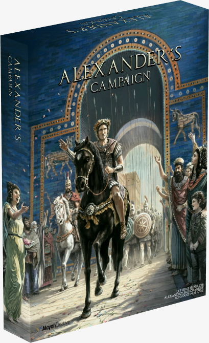 Alexander's Campaign Cover art